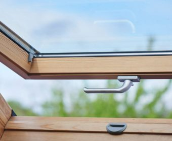 open-wooden-window-with-silver-handle